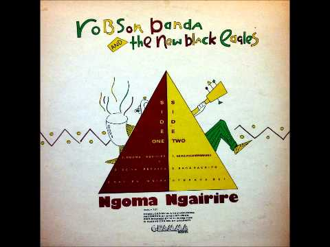 Robson Banda & The New Black Eagles - Tofara Sei