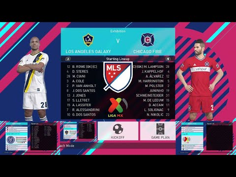 MAJOR LEAGUE SOCCER + LIGA MX new patch!!!! - PES 2018