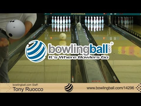 bowlingball.com Brunswick Quantum Bias Bowling Ball Reaction Video Review