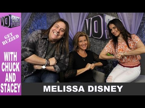 Melissa Disney PT1  First Female to Voice Movie s and Singing Voice of Snow White EP207
