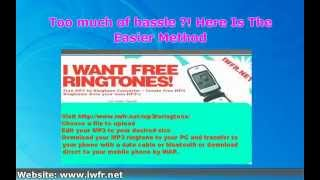How To Make Your Own MP3 Ringtones
