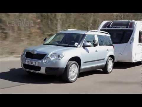 Practical Caravan | Skoda Yeti tow car review