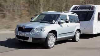 Practical Caravan | Skoda Yeti Tow Car | Review 2012