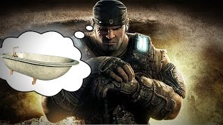 Bathtub Masturbation Fetish | Gears of War