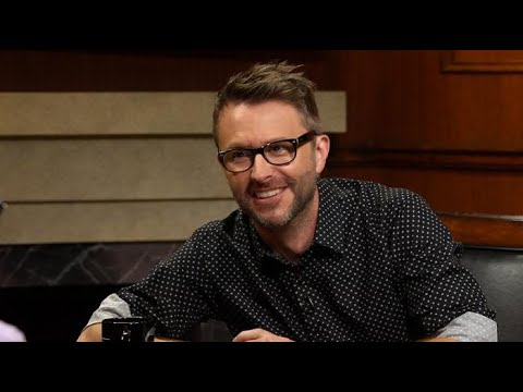 Chris Hardwick talks marriage, motherinlaw Patty Hearst  Larry King Now  Ora.TV