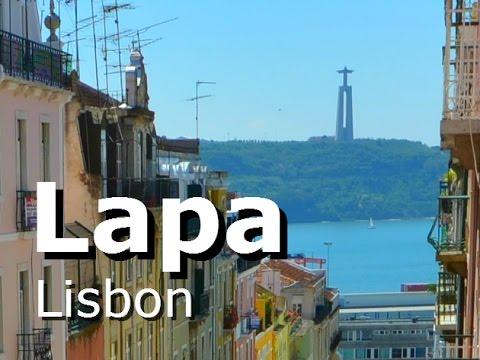 Meet the Lapa neighbourhood in Lisbon!