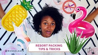20+ Resort Packing Essentials & Tips