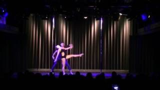 Beyond Gravity 2017 - Poledance Luzern