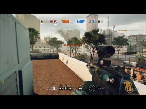 Tom Clancy's Rainbow Six  Siege - Drone Hack :)