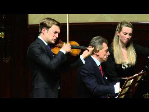Fauré - Violin Sonata No. 1 Op. 13 - Allegro Quasi Presto - Live At Wigmore Hall