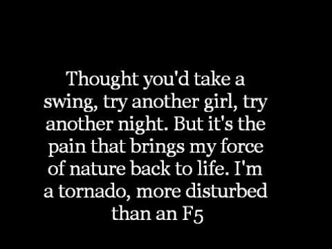 Tornado w/Lyrics by Little Big Town