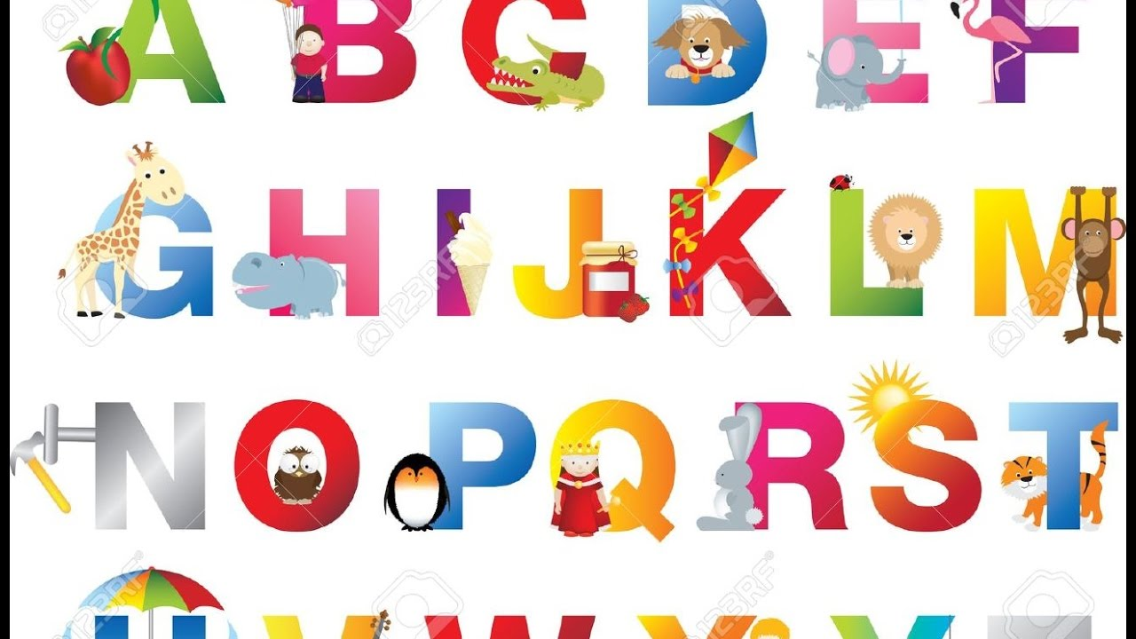 KIDS TOYS - Learn How to write Letters A to Z : Disney Alphabet Letters