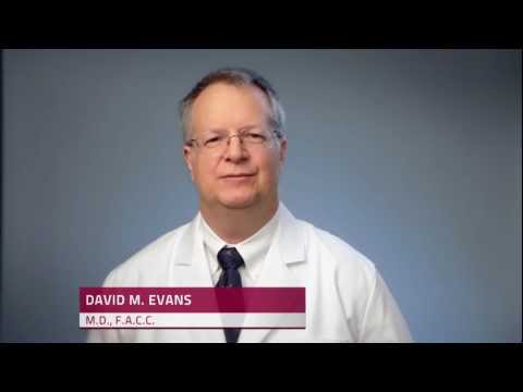 David M. Evans, M.D., F.A.C.C.  Cardiology  St. Vincent Heart Clinic Arkansas