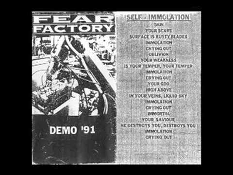 Fear Factory - Self Immolation 1991 (Demo)