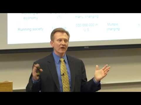 "Hayek Lecture Series, ""The End of Socialism"" - James Otteson"