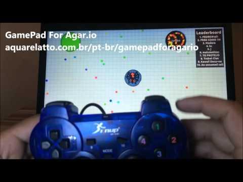 GamePad For Agar.io