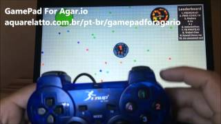 GamePad For Agar.io