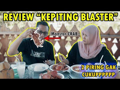 "review-kuliner-""kepiting-blaster""-bumbu-khas-aceh---lestari-caffe-langsa"