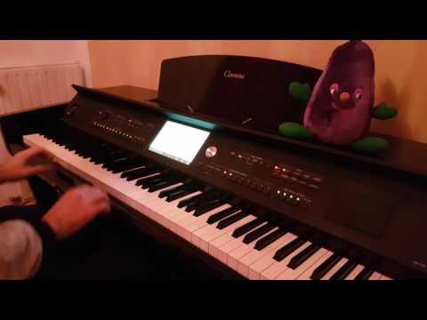 Les Enfoirés - Juste une p'tite chanson (piano cover) [HD]