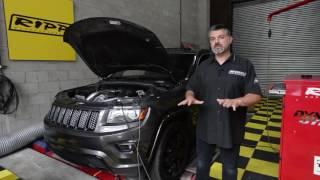 RIPP Supercharged V6 8spd Grand Cherokee 3.6