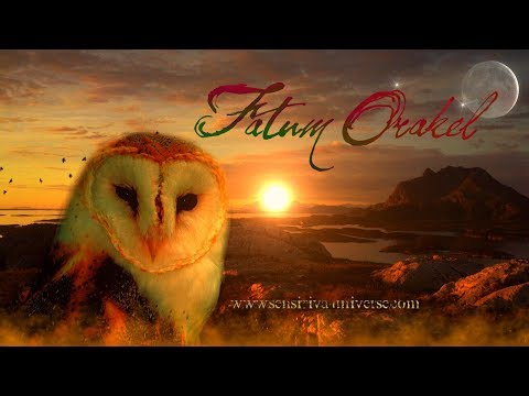 Das SENSITIVA UNIVERSE® Fatum Orakel | Wie lauten die Antworten auf all Deine Fragen? ♥