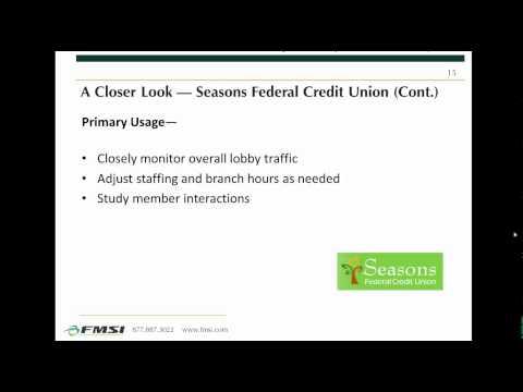 How a Credit Union Utilizes FMSI's Omnix Lobby Tracker