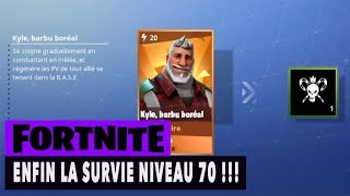 FORTNITE - SAUVER THE WORLD - FINALLY THE SURVIE 70 !!!