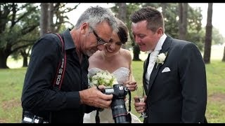 Wedding and portrait photography with Graham Monro Canon Master