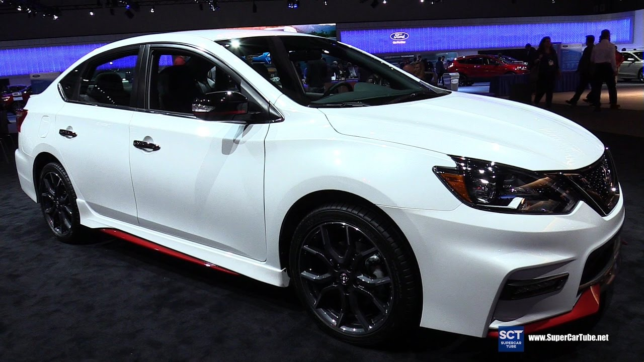 2017 Nissan Sentra Nismo Exterior And Interior