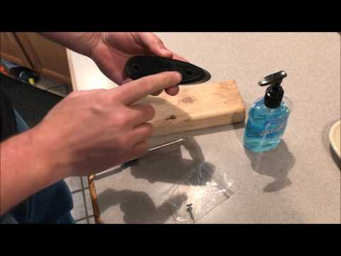 Remington Supercell Recoil Pad Install Super Cell