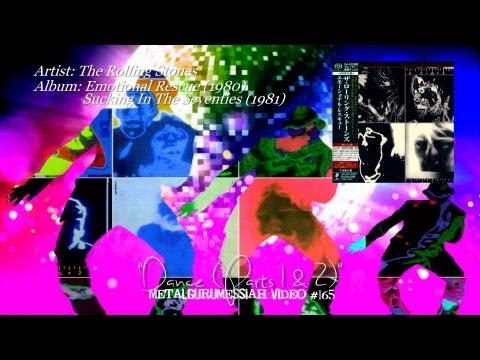 Dance (Parts 1 & 2) - The Rolling Stones (1980) ~MetalGuruMessiah~