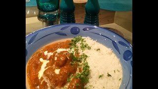 How To Make CHICKEN TIKKA MASALA British Indian Style - Al's Kitchen(, 2015-03-20T18:54:32.000Z)