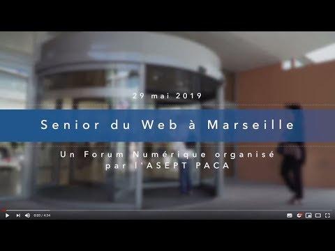 Forum « Seniors du Web » à Marseille