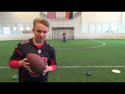 All Sports Trick Shots | Kid Magic (ft. cousins).
