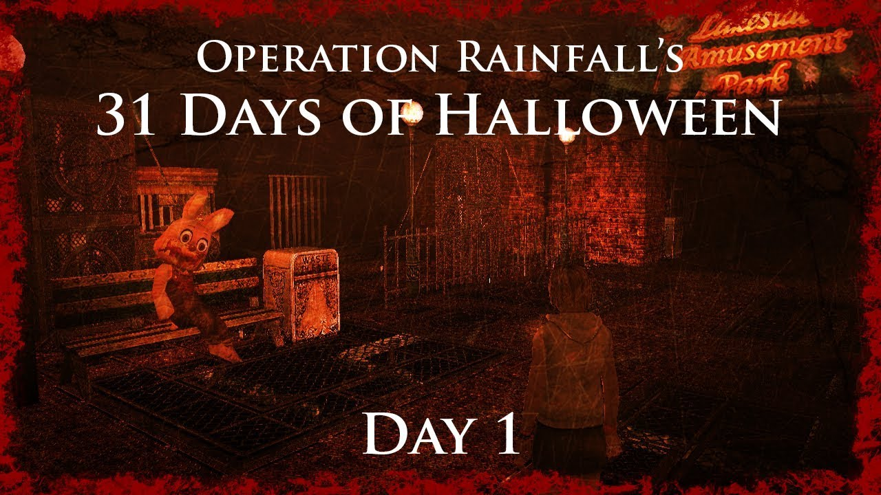 oprainfall's 31 Days of Halloween - Day 1 - Silent Hill - YouTube