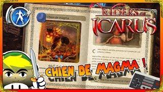 🐉 RIDERS OF ICARUS TUTO 06 📖 COMMENT CAPTURER LE CHIEN DU MAGMA ! [1080P-60FPS-PC-FR]