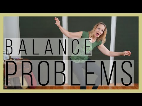 Why You Have Balance Problems