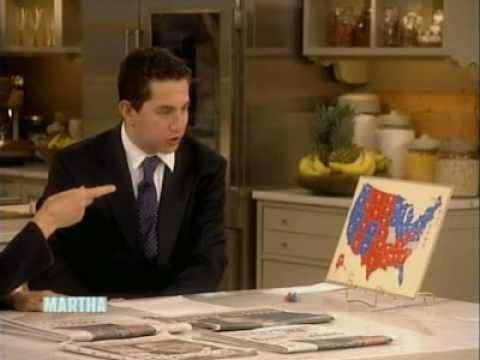 2008 Presidential Election Recap | Aleander Heffner | Martha Stewart