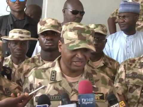 Nigerian Air Force To Sustain War Against Criminals