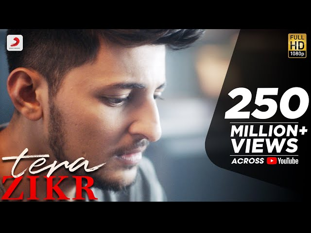 Best Song 2018 Tera Zikr Song Lyrics and English Meaning or