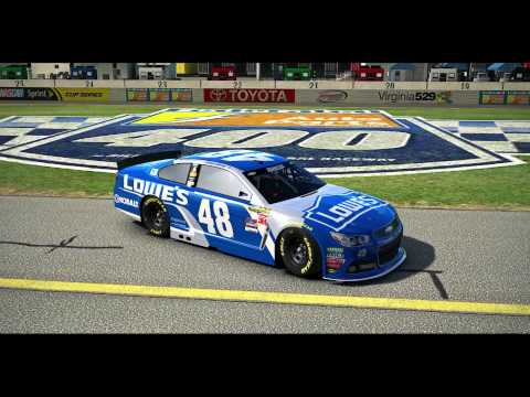 Real Racing 3 -... Jeff Gordon Car 2017