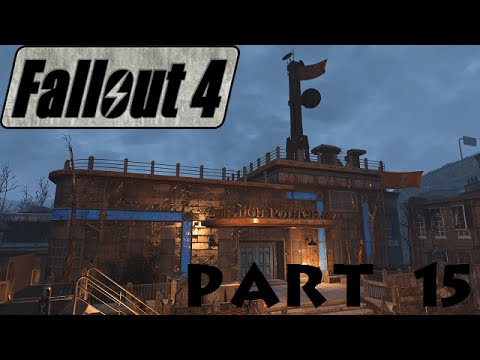 Fallout 4 Part 15: Fire Support
