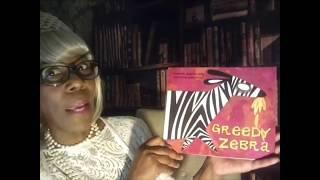 Greedy Zebra | Appalonia the storyteller
