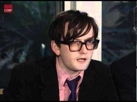 Jarvis Cocker press conference on Brit Awards and Michael Jackson
