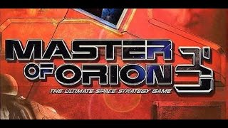 Master of Orion III - часть 1