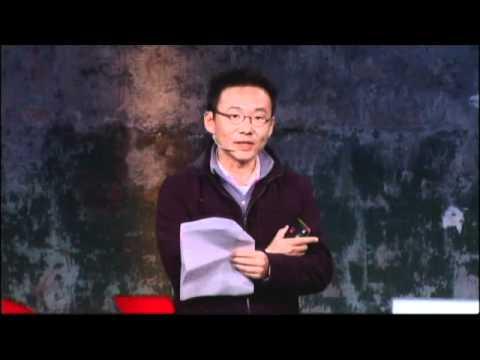 TEDxTaipei 2011 - Sheng-yuan Huang (黃聲遠)