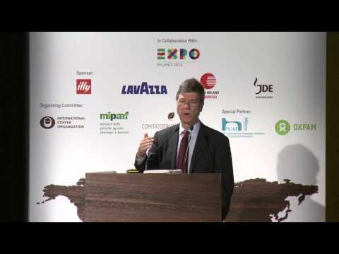 Jeffrey Sachs - Global Coffee Forum speech