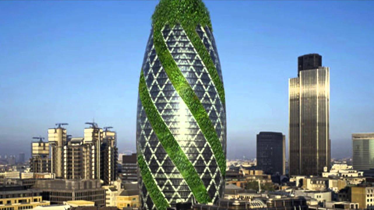 Eco architecture YouTube
