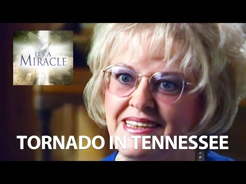 Tornado in Tennessee - It's a Miracle