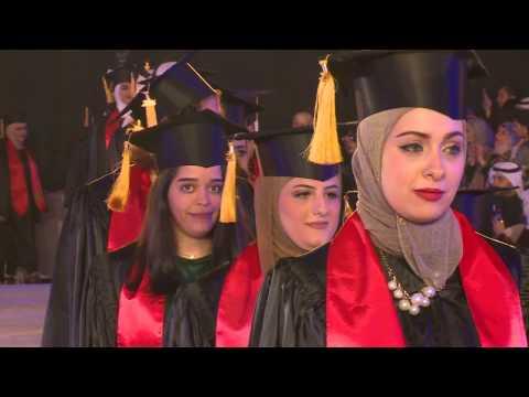 AUM Graduation Class 2016 - Business College